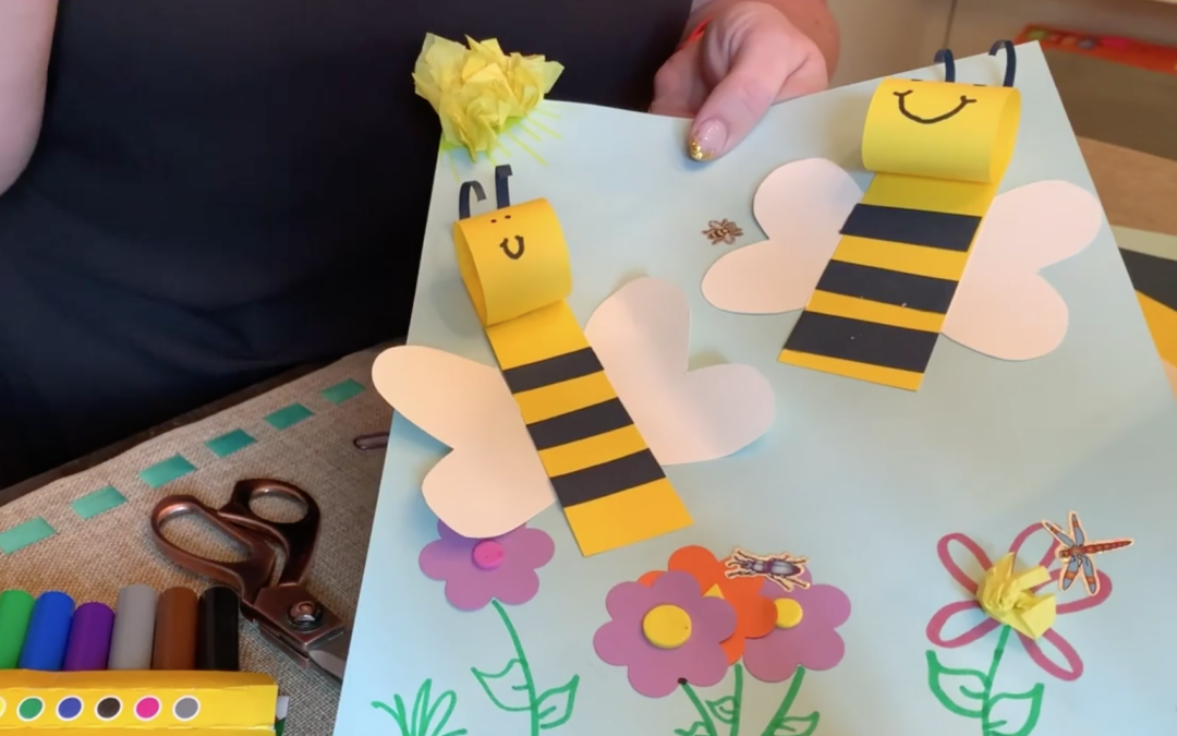 Mommy, Me and The Honeybee: Take Part in Mother's Day Fun at this Week's LBX'plorers Kids Club!