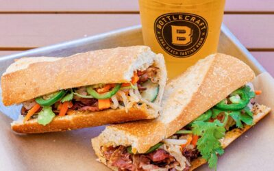 "Take a ""Wok"" on the Wild Side with Bite Mi's Newest Addition: Pastrami Banh Mi"