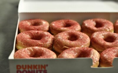 Turn Up the Heat with Dunkin'