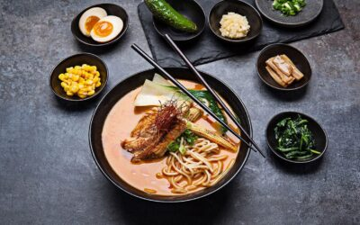3 Favorite Bowls from Silverlake Ramen