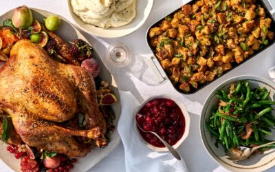 Thanksgiving Must-Haves from Whole Foods