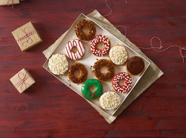 Holiday Sweet Treats from LBX + The Hangar