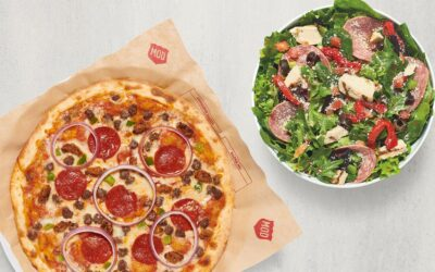 Mix Up the Menu with MOD Pizza